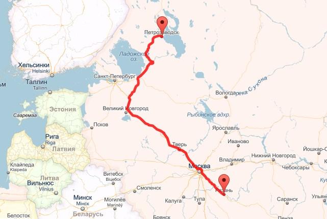 маршрут 12поезд питер петрозаводск еще один плюс