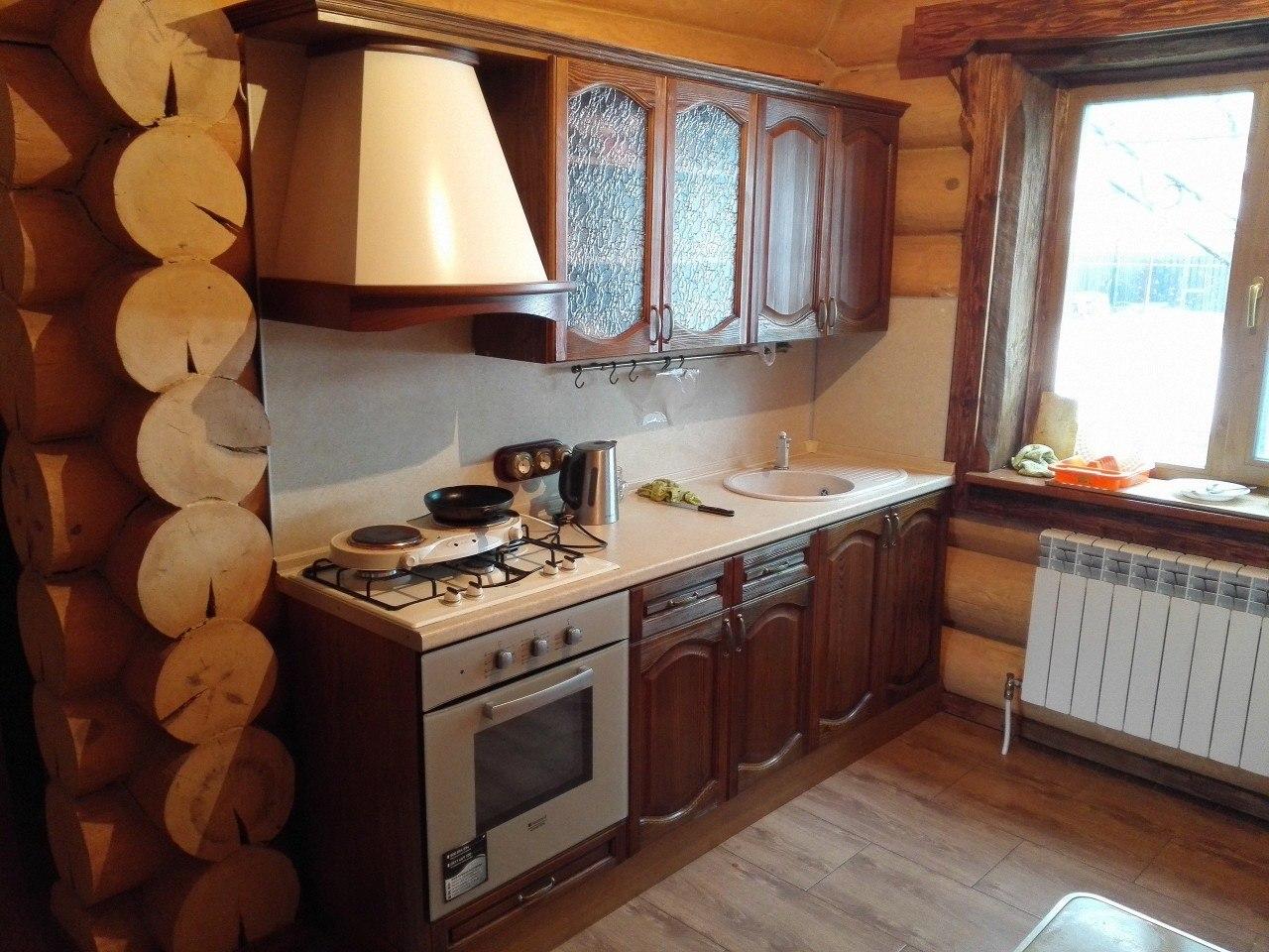 Кухню  из массива
